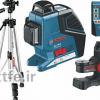 نمایندگی فروش BOSCH - تراز و متر لیزری بوش - تجهیزات نقشه برداری - 09125000923