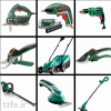 ابزار باغبانی بوش - محصولات بوش -09125000923