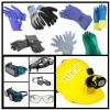 کلاه ایمنی چراغ دار - دستکش ایمنی - عینک ایمنی- عینک جوشکاری - 09125000923