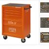 نمایندگی فروش BAHCO - جعبه ابزار کشویی چرخدار- ابزار آلات دستی باهکو - 09125000923