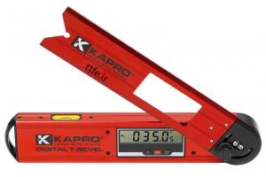 نمایندگی KAPRO - زاویه سنج دیجیتالی - تراز زاویه یاب کاپرو - 09125000923